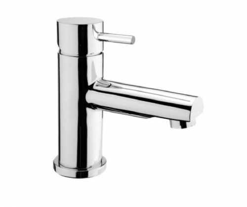 Crosswater (MODEL KL110DNC) Kai Lever Basin Mixer Without Pop Up Waste